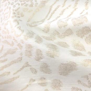 Jacquard Leopard Foil