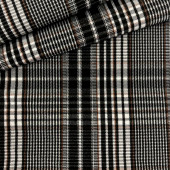 JACQUARD CHECK MARGOT