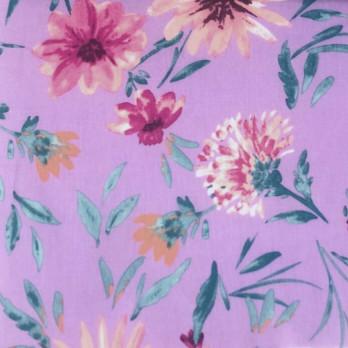 Tricoline E. Floral Olivia