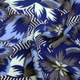 Spring Rayon E. Floral Camuflado