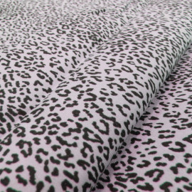 Crepe Silky Leopard
