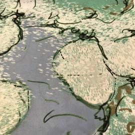 Twill Scarf E. Atlântica