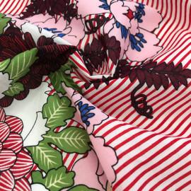 Cotton Stripe E. Saint Tropez