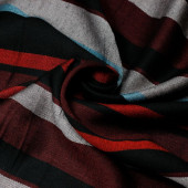 Rayon Stripe Grace