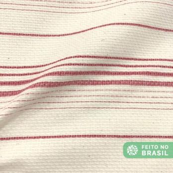 Eco Stripe Piquet Jutaí